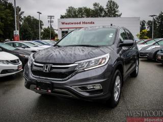 Used 2016 Honda CR-V SE for sale in Port Moody, BC
