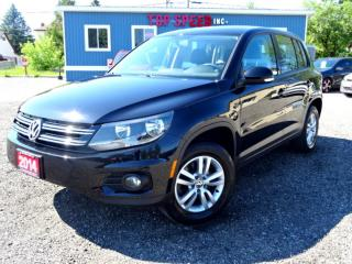 Used 2014 Volkswagen Tiguan SOLDDD for sale in Guelph, ON