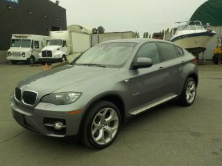 Used 2009 BMW X6 xDrive35i Sport Navigation for sale in Burnaby, BC
