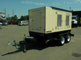 Used 2005 Laroche With John Deere Diesel Generator for sale in Burnaby, BC