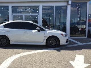 Used 2017 Subaru WRX Sport-tech for sale in Vernon, BC