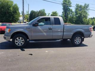 Used 2009 Ford F-150 4x4 5.4L Safetied XLT for sale in Madoc, ON