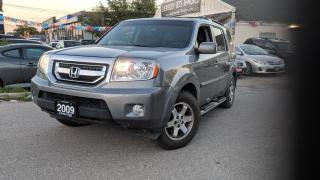 Used 2009 Honda Pilot Touring for sale in Mississauga, ON