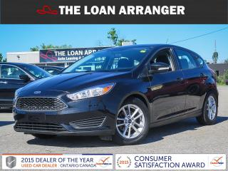 Used 2015 Ford Focus for sale in Barrie, ON