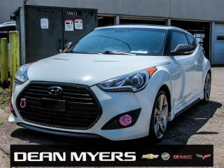 Used 2013 Hyundai Veloster Turbo for sale in North York, ON