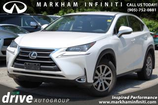 Used 2015 Lexus NX 200t AWD, Leather, Backup Camera, Heated Seats for sale in Unionville, ON