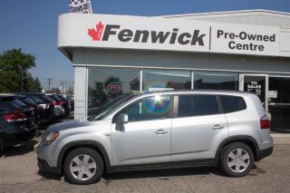 Used 2012 Chevrolet Orlando LT for sale in Sarnia, ON