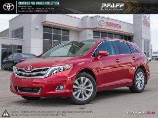 Used 2013 Toyota Venza 4CYL AWD 6A TOURING PACKAGE LOADED BLUETOOTH AND MORE for sale in Mono, ON