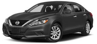 New 2018 Nissan Altima Sedan 2.5 SV CVT for sale in Scarborough, ON