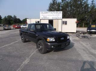 Used 2008 Ford Ranger FX4 E CAB 4X4 for sale in Elmvale, ON