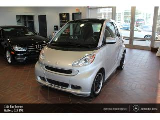Used 2009 Smart fortwo Coupé Brabus, Cuir for sale in Quebec, QC