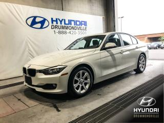 Used 2012 BMW 320 AUTOMATIQUE + CUIR + TOIT + MAGS + WOW ! for sale in Drummondville, QC