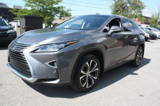 Used 2016 Lexus RX 350 LUXURY PACKAGE NAVI|ROOF|BLINDSPOT| for sale in Toronto, ON