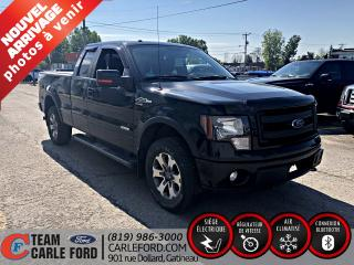 Used 2013 Ford F-150 Ford F-150 FX4 2013, Toit ouvrant, Démar for sale in Gatineau, QC