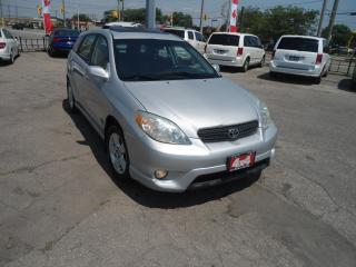 Used 2005 Toyota Matrix XR AUTO AWD 4X4 SUNROOF ALLOY PW SAFETY for sale in Oakville, ON