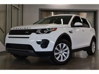 Used 2016 Land Rover Discovery Sport Se 7 Passagers/ 7 for sale in Laval, QC