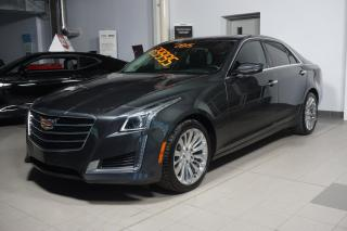 Used 2015 Cadillac CTS Awd Sunroof for sale in Montréal, QC
