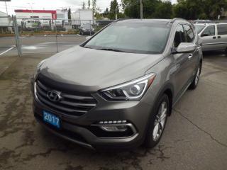 Used 2017 Hyundai Santa Fe Ultimate for sale in Surrey, BC