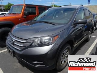 Used 2014 Honda CR-V LX AWD for sale in Richmond, BC
