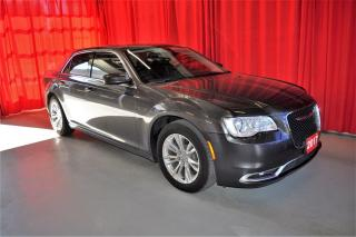 Used 2017 Chrysler 300 Touring | Leather |  Push Button Start | Bluetooth for sale in Listowel, ON