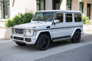 Used 2017 Mercedes-Benz G65 AMG for sale in Vancouver, BC