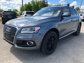 Used 2014 Audi Q5 for sale in Smiths Falls, ON