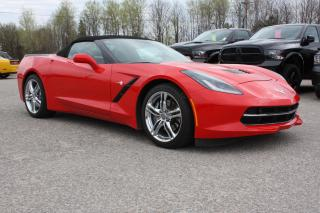 Used 2016 Chevrolet Corvette Stingray ** LOW LOW K..** for sale in Smiths Falls, ON