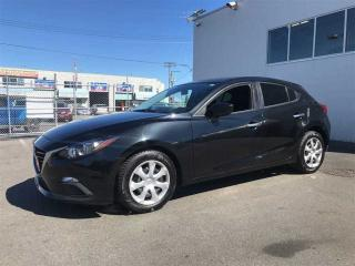 Used 2015 Mazda MAZDA3 Sport GS Sport SkyActive Great On Fuel! for sale in Langley, BC