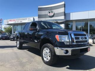 Used 2011 Ford F-150 Lariat Loaded EcoBoost for sale in Langley, BC