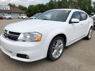 Used 2013 Dodge Avenger SXT for sale in Smiths Falls, ON