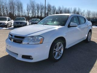 Used 2011 Dodge Avenger SXT for sale in Smiths Falls, ON