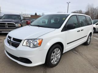 Used 2015 Dodge Grand Caravan SE for sale in Smiths Falls, ON