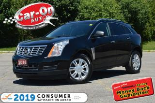 Used 2016 Cadillac SRX Luxury Collection LEATHER PANO ROOF REAR CAM for sale in Ottawa, ON