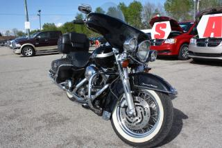 Used 2003 Harley Davidson Road King Mint 100th Anniversary Edition!!! for sale in Smiths Falls, ON