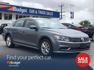 Used 2017 Volkswagen Passat Bluetooth, Camera, Low Kms for sale in Vancouver, BC