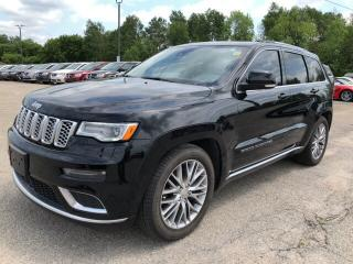 Used 2017 Jeep Grand Cherokee Summit for sale in Smiths Falls, ON