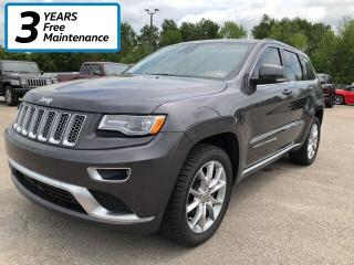 Used 2015 Jeep Grand Cherokee Summit for sale in Smiths Falls, ON