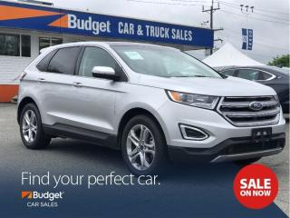 Used 2017 Ford Edge Titanium Edition, Very Low Mileage, Reliable for sale in Vancouver, BC