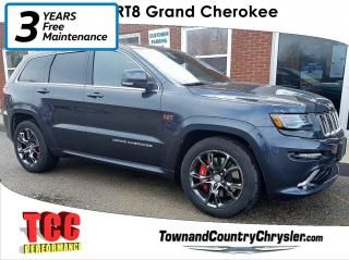Used 2015 Jeep Grand Cherokee SRT ** WHIPPLE SUPERCHARGED LOW LOW K** for sale in Smiths Falls, ON