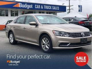 Used 2017 Volkswagen Passat Bluetooth, Low Kms, No Accidents for sale in Vancouver, BC