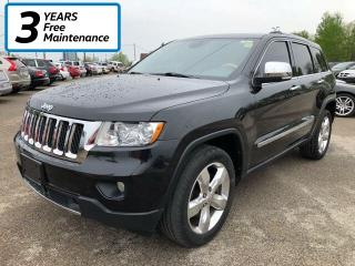 Used 2013 Jeep Grand Cherokee Overland for sale in Smiths Falls, ON