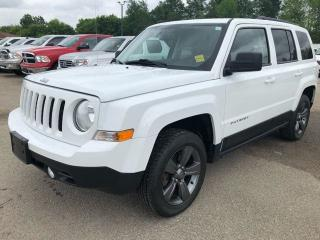 Used 2015 Jeep Patriot High Altitude for sale in Smiths Falls, ON