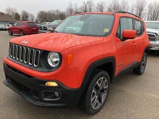 Used 2015 Jeep Renegade North for sale in Smiths Falls, ON