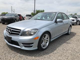 Used 2014 Mercedes-Benz C-Class C300 4MATIC for sale in Smiths Falls, ON