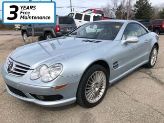 Used 2003 Mercedes-Benz SL-Class 55 AMG for sale in Smiths Falls, ON