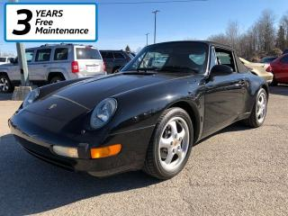 Used 1996 Porsche 911 Carrera (993 air cooled) for sale in Smiths Falls, ON