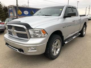 Used 2011 RAM 1500 SLT for sale in Smiths Falls, ON