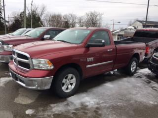 Used 2014 RAM 1500 SLT for sale in Smiths Falls, ON