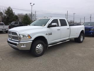 Used 2014 RAM 3500 Laramie for sale in Smiths Falls, ON