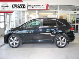 Used 2014 Toyota Venza Base  -  Panoramic Roof - $137.36 B/W for sale in Mississauga, ON